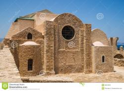 Monastery of St. Peter and St. Paul Crete | Monastery Of St. Peter And St. Paul Stock Image - Image: 36673521