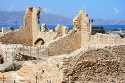Monastery of St. Peter and St. Paul Crete | Ruins Of The Monastery Of St Peter And St Paul In The Area Of ...