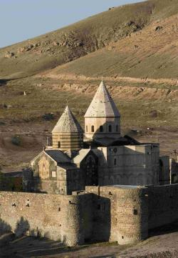 Monastery of the Twelve Apostles Northwestern Shore | 24 best Iran images on Pinterest | Iran, Middle east and Ancient ...