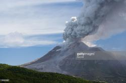 Montserrat Volcano Observatory Americas | Soufriere Hills Volcano Erupts Photos and Images | Getty Images