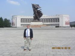 Monument to the Victorious Fatherland Liberation War 1950–1953 Pyongyang | The North Korea Washington Doesn't Want Americans To See: Photo Essay