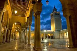 Zaytouna Mosque Tunis | Tourism in Tunis - Tunis Tourism | Exploring Tourism