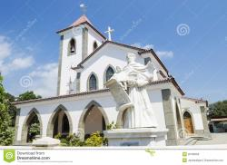 Motael Church Dili | Motael Church In Dili East Timor Royalty Free Stock Images - Image ...