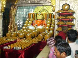 Ganesh Temple Jaipur | Moti Dungri temple in Jaipur celebrates Ganesha Chaturthi with ...