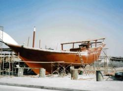 Muharraq Dhow Building Yard Muharraq Island | Bahrain this-other-world