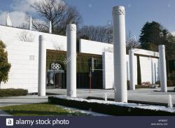 Musée Olympique Vaud | SWITZERLAND, (Vaud), LAUSANNE (OUCHY): Musee Olympique / Olympic ...
