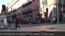 Museo de Frida Kahlo Mexico City | Avenida Madero 9am 26 May 2015, Mexico City - YouTube