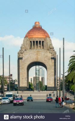 Museo del Objeto del Objeto Mexico City | Monumento a la Revolucion, Mexico City, Mexico Stock Photo ...