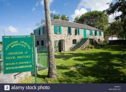 Museum of Nevis History Charlestown | The Alexander Hamilton Museum in Nevis History at Charlestown ...