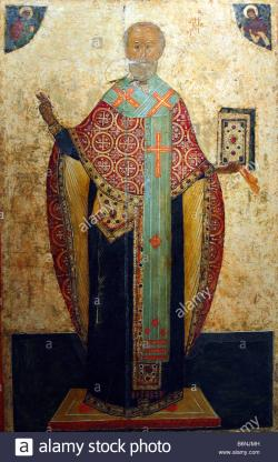 Museum of Russian Icons Moscow | St. Nicholas (1642), icon, Museum of Old Russian art, Moscow ...