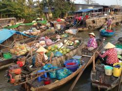 My Tho Market Mekong Delta | REAL MEKONG DELTA TOURS