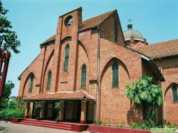 Namirembe Cathedral Kampala | Kampala in Uganda: One of the most beautiful cities of Afirca www ...