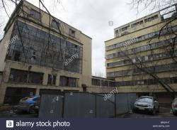 Narkomfin Moscow | Moisei Ginzburg's Narkomfin building to be restored in Moscow ...