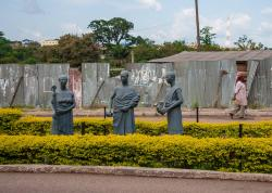 National Cultural Centre Kumasi | Kumasi - the largest market in West Africa and a winning football ...