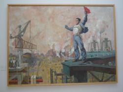 National Gallery of Arts Tirana | A visit to the National Gallery of Art in Tirana | dude, where's ...