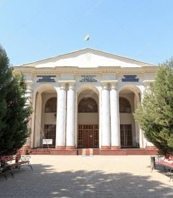 National Museum of Antiquities of Tajikistan Dushanbe | National Museum of Antiquities of Tajikistan. Dushanbe, Tajikist ...
