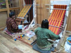 National Textile Museum Thimphu   National Textile Museum, Thimphu, Bhutan   Weavers in the Na…   Flickr