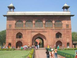 Naubat Khana Delhi | World Heritage Monuments, India - Red Fort - Naubat Khana