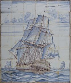 Nederlands Tegelmuseum Day Trips from Amsterdam | Tiles, 1781. Nederlands Tegelmuseum, CC BY | Tiles | Pinterest