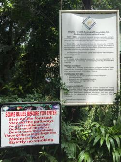 Negros Forests & Ecological Foundation Bacolod | Bacolod City and Negros Occidental in Pictures – Part 2 ...