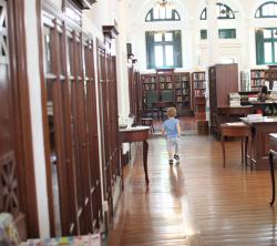 Neilson Hays Library Bangkok | A Morning Out at Neilson Hays – Toddle Joy