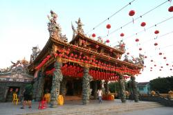 18 Lords Temple Taiwan's Northeast Coast | Places to Visit in Penang - Penang Attractions