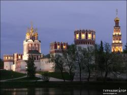 New Maiden's Convent Moscow | Moscow, Novodevichy (New Maiden) Convent and Cemetery | Турнавигатор