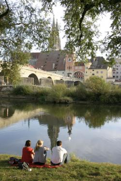 St. Kassian Franconia and the German Danube | 57 best images about Regensburg on Pinterest