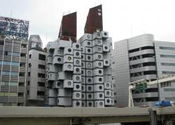 Nikolai Cathedral Tokyo | Nakagin Capsule Tower in Tokyo is a claustrophobe's nightmare