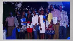 Nommo Gallery Kampala | Rotaract Club of Kampala Ssese Islands Installation Ceremony at ...