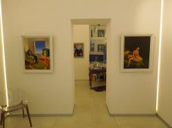 O3ONE Art Space Belgrade | PotatoMike Belgrade galleries