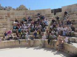 Odeon Amman | Huntsmans in the Holy Land: Day 4: Amman Theater and Odeon, the ...