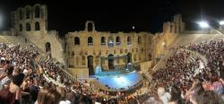 Odeon of Herodes Atticus Athens | The Magic of the Odeon of Herodes Atticus - OneEurope