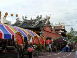 Official God of War Temple Tainan | Chaos and Kanji: Happy birthday to God: Tainan's God of War Temple ...