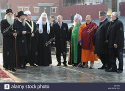 Old Believers' Community Moscow | Moscow, Russia. 4th Nov, 2014. Russian Orthodox Old Believers ...