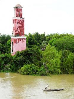 Old French Lighthouse Kompong Cham | Lighthouse | Exhaust and Incense