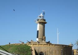 Old Galle Buck Lighthouse Colombo | Panoramio - Photo of Galle Buck Lighthouse-Galbokka Point ...