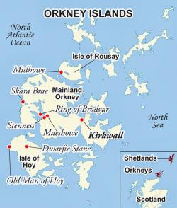 Old Haa Orkney and Shetland Islands | Mary Ann Bernal: History Trivia - Norway gives Orkney and Shetland ...