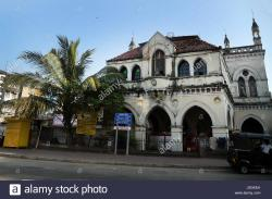 Old Town Hall Colombo | Pettah Colombo Sri Lanka Old Town Hall of 1873 Stock Photo ...