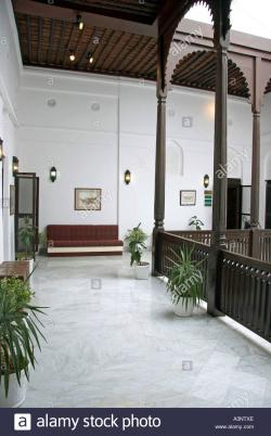 Omani–French Museum Muscat | Oman French museum in Muscat Stock Photo, Royalty Free Image ...
