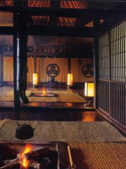 Omori's Wax Workshop Shikoku | from Chidori | Traditional Japanese homes | Pinterest ...