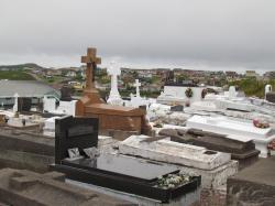 Open Sky Adventures St. John River Valley | The World of Gord: The Cemetery on the Hill in Saint Pierre