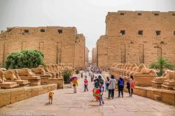 Open-Air Museum Luxor   Karnak Temple in Luxor is the World's Largest Open-Air Museum