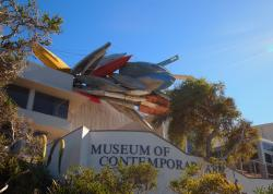 Our Lady of the Rosary Catholic Church San Diego | English in San Diego: Museum of Contemporary Art, La Jolla