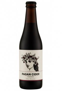 Pagan Cider Cygnet | Pagan Cider Cherry and Apple 4 Pack