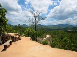 Pai Canyon Pai | Pai most impressive attraction is the Pai Canyon