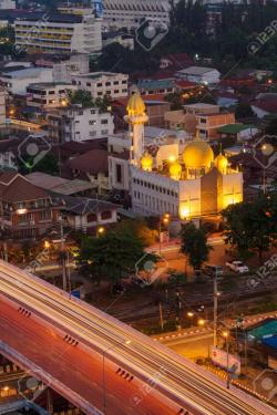 Pakistan Mosque Phitsanulok | Landscape, Pakistan Mosque In Phitsanulok Stock Photo, Picture And ...