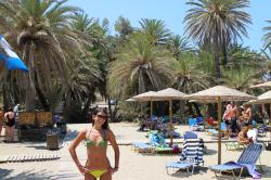 Palm Beach at Vai Crete | Crete (Part III) | Indre's World