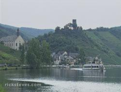 Parc Brill The Moselle Valley | Mosel, Germany: Mosel River and Burg Eltz Castle - YouTube
