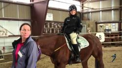 Park City Mountain Resort Park City and the Southern Wasatch | National Ability Center Equestrian Participant Story: Ava & Bridgy ...